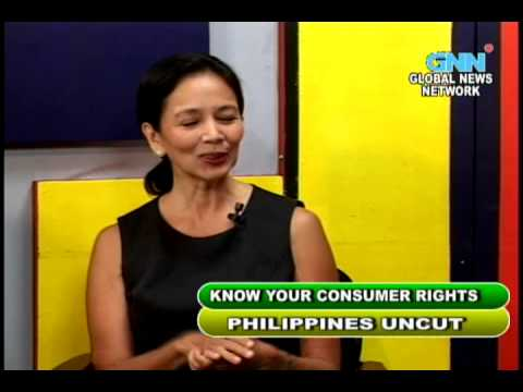 PHILIPPINES UNCUT KNOW YOUR CONSUMER RIGHTS PART1