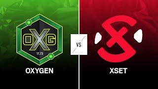 Oxygen vs XSET // Rainbow Six North American league 2021 - Stage 1 - Playday 1