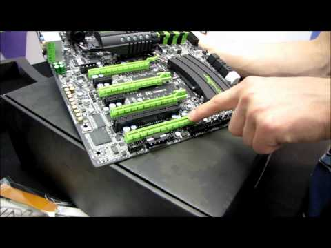 Gigabyte Killer G1.Assassin X58 Motherboard Unboxing & First Look Linus Tech Tips