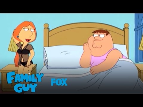 Cougar Lois! | FAMILY GUY | FOX BROADCASTING