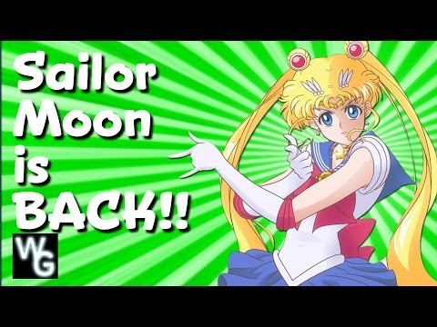 Sailor Moon is BACK in Crystal!