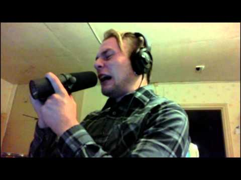 Slipknot - Everything Ends vocal cover.