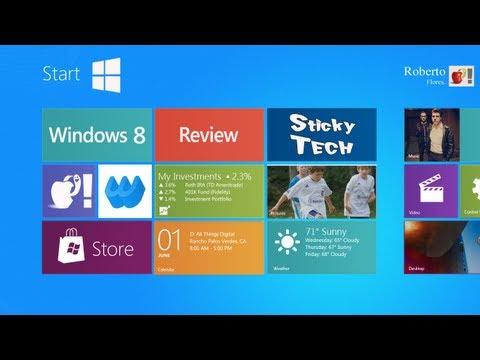 Windows 8 Análisis del primer sistema operativo de microsoft amigable con tablets