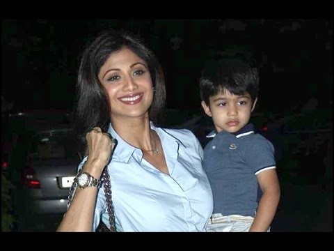 Here's What Shilpa Shetty Has To Say About Her Son Viaan!