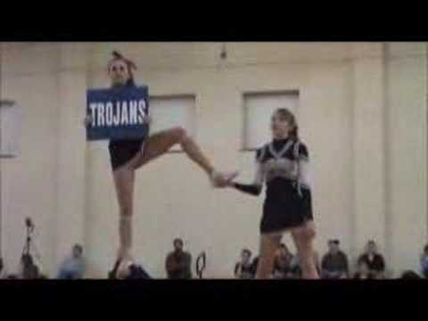 Simsbury High School Cheerleading