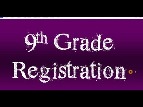 Box Elder Middle School 9th Grade New Student Registration