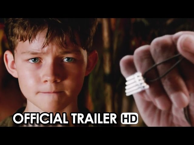 PAN Official Trailer (2015) - Hugh Jackman Movie HD