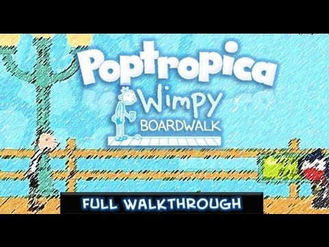 Poptropica Cheats For Wimpy Boardwalk