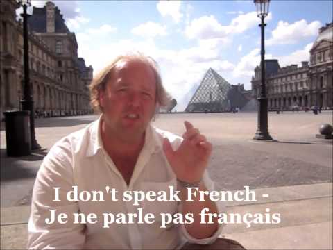 Learn French - Basic Phrases for Tourists