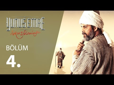 Yunus Emre - Yunus Emre 4.Bölüm HD Tek Parça İzle