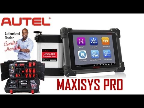 What is the best vehicle diagnostic tool? - Maxisys Pro Ms908p Complete  Features Review