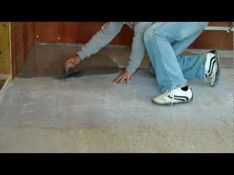 Level It | Concrete Floor Leveller