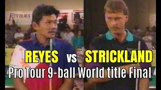 Reyes age 39 vs Strickland age 33 power stroking