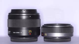 A Review of the Panasonic 25mm f1.4 Summilux Leica Standard Lens For Micro 4/3 Cameras