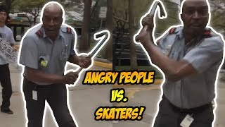 Skaters Vs Haters 49 Best Skaters Vs People Compilation 2018