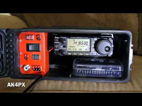 Ham Radio Go Box gobox