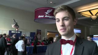 Young Republican Attends CPAC for Rising Stars of the GOP