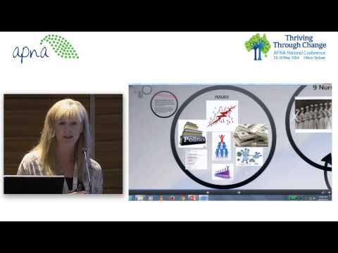 Nursing leadership in primary health care in New Zealand - Rachael Calverley