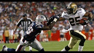 Reggie Bush - # 25 {Saints Highlights} (pt. 1)