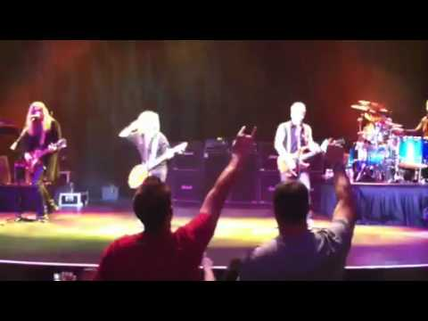 Night Ranger - Brad Gillis - Crazy Train