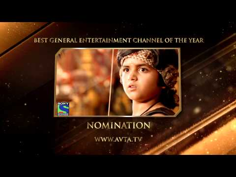 NOMINEE - AVTA2015 - Sony Entertainment Television