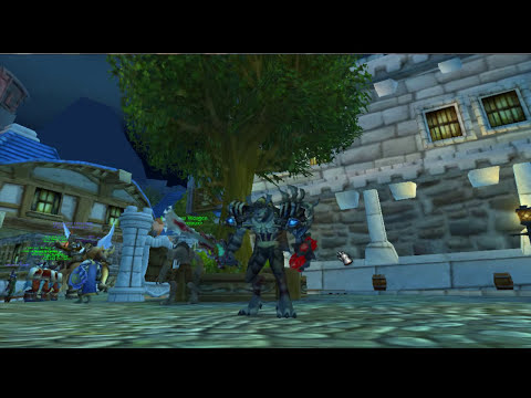 Transformarse en Lobo (Huargen) | World of Warcraft