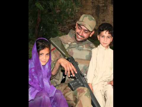 Pakistan Army In Waziristan(defence Day) video
