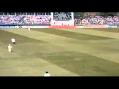 Pakistan Vs West Indies- Memorable 1975 WC Thriller - Part 1