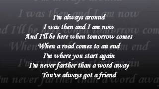 Watch Josh Turner I Was There video
