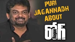 Puri Jagannadh About Rogue Movie | Ishan,Mannara Chopra