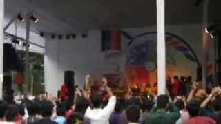 AIUB Boishakhi Ullash 1422 LRB performance