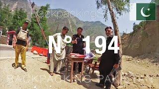 Mit Polizeieskorte durch Pakistan Karakorum Highway / Weltreise Vlog / Backpacking #194