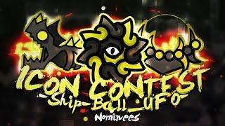 Icon Contest (Ship, Ufo & Ball Nominees)