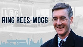 Ring Rees-Mogg: 1st October 2018 - Jacob Rees-Mogg's Phone-In - LBC