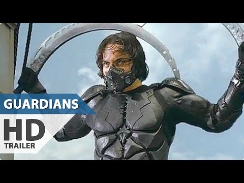 GUARDIANS English Trailer 4 (2017) Защитники Superhero Movie