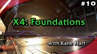 X4 - Part 10 - Exploring Xenon Space