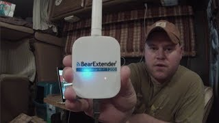 Review Of BearExtender WiFi Booster