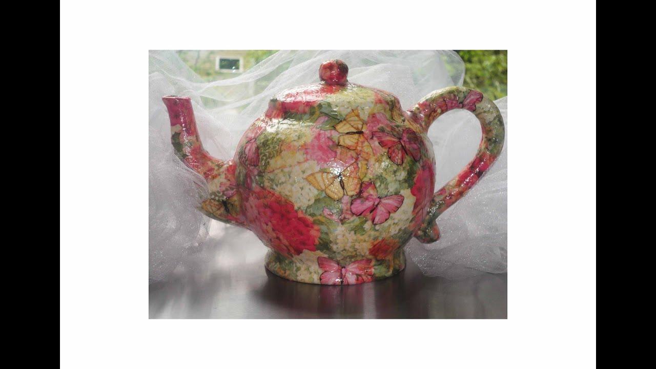 Handmade Teapots  Artful Home