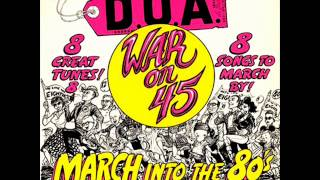 D.O.A. - We Don't Need No Goddamn War