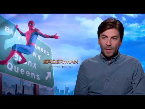 Spider-Man: Homecoming: Directo Jon Watts Official Movie Interview