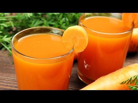 Diese vielen gesundheitliche Vorteile von Karottensaft solltest du kennen!