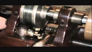 Thomas Edison's Electric Light Bulb Band Video - Edison Amberola1A / Opera Cylinder Phonograph........How It Works