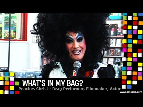 Peaches Christ - What's In My Bag?