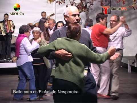 Baile com os Finfas de Nespereira
