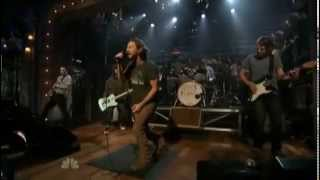 Watch Pearl Jam All Night video
