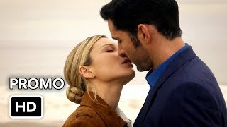 """Lucifer Season 3 """"Lucifer & Chloe Valentine's Kiss"""" Promo (HD)"""