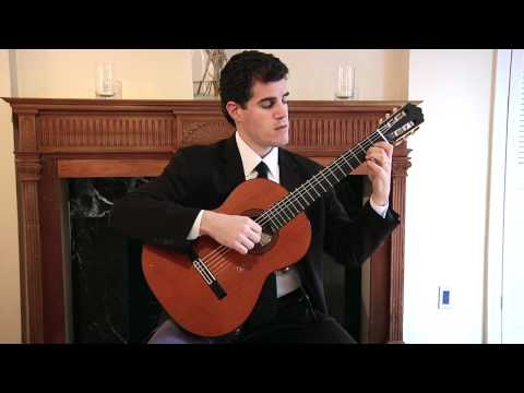 Roger Smith Arts presents an Interview with Classical Guitarist Nicholas Ciraldo