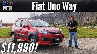 Fiat Uno Way - La alternativa que deberían considerar