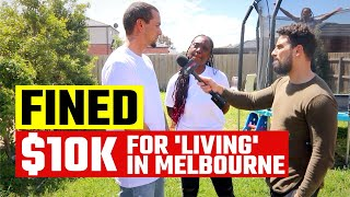 Video: Australian Family receive $10,000 COVID fine for shopping outside their local neighbourhood - Rebel News