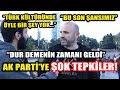 İstanbul'da seçimler yenileniyor: Ak Parti'ye şok tepkiler!